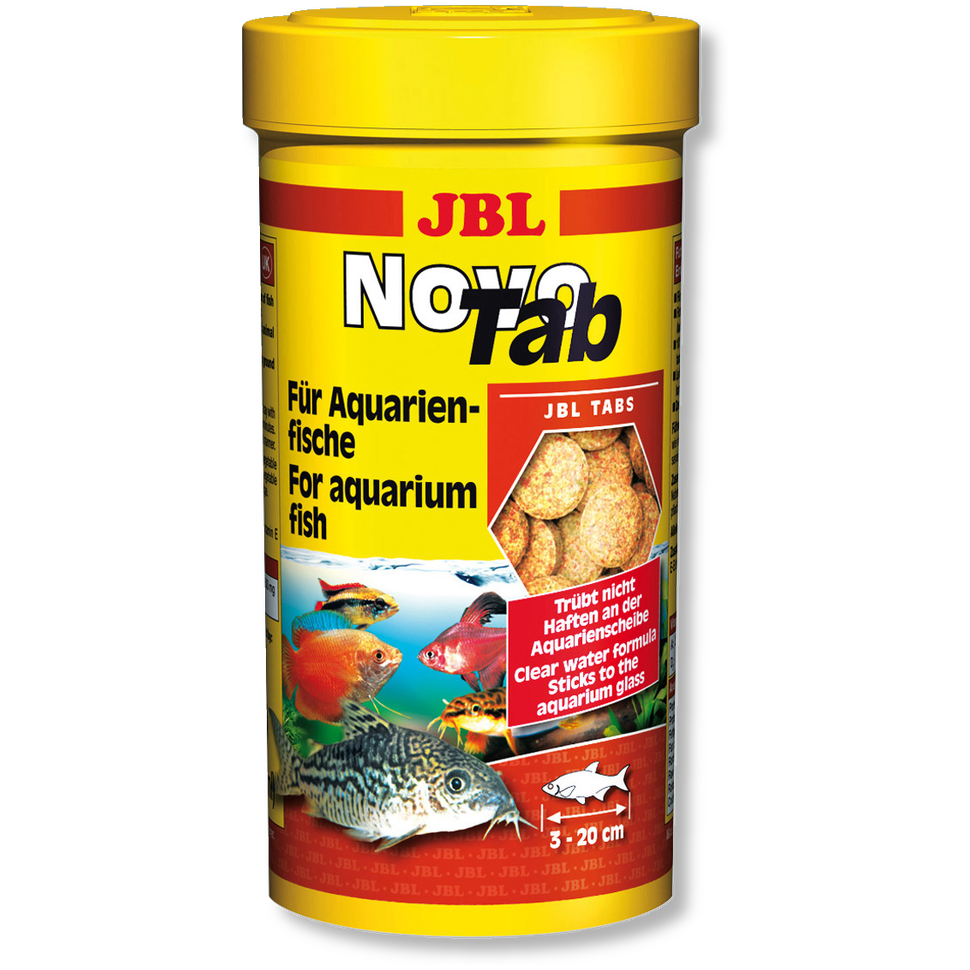 JBL NovoTab - 250ml