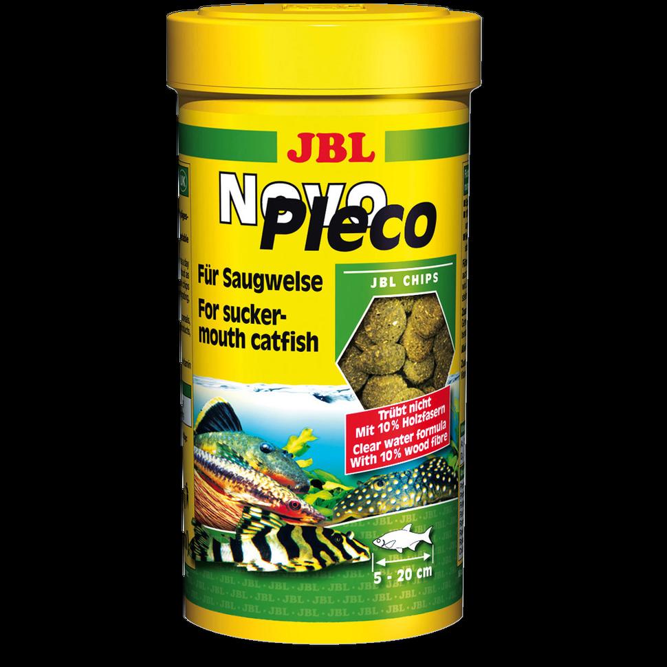 JBL NovoPleco - 250ml