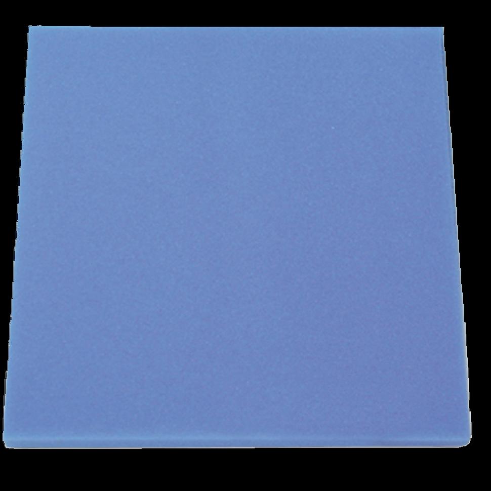 JBL filtrační pěna modrá jemná 50x50x10cm