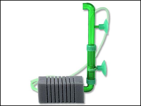 Aqua Exotic filtr molitanový jednoramenný
