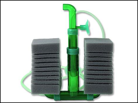 Aqua Exotic filtr molitanový dvojramenný