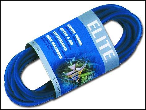 Hadička HAGEN vzduchovací modrá silikonová (3m)