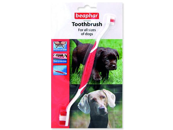 Kartáček zubní BEAPHAR