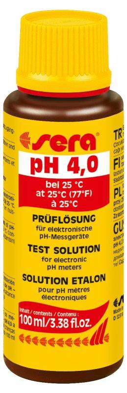 Sera kalibrační roztok pH 4,0 - 100 ml