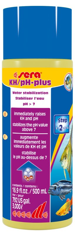 Sera KH/pH-plus - 500 ml