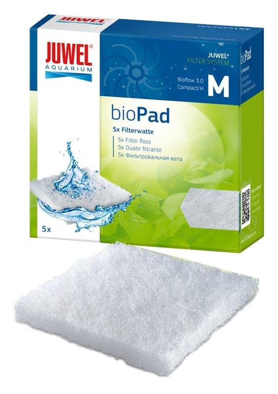 JUWEL Filtrační vata bioPad M - 5ks