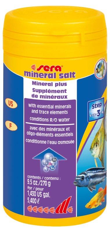 Sera mineralní sůl - 270 g