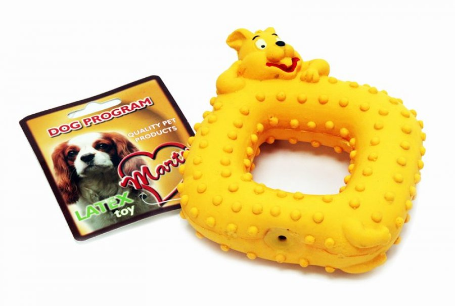 Marty hračka Čtverec medvěd 12,8 cm