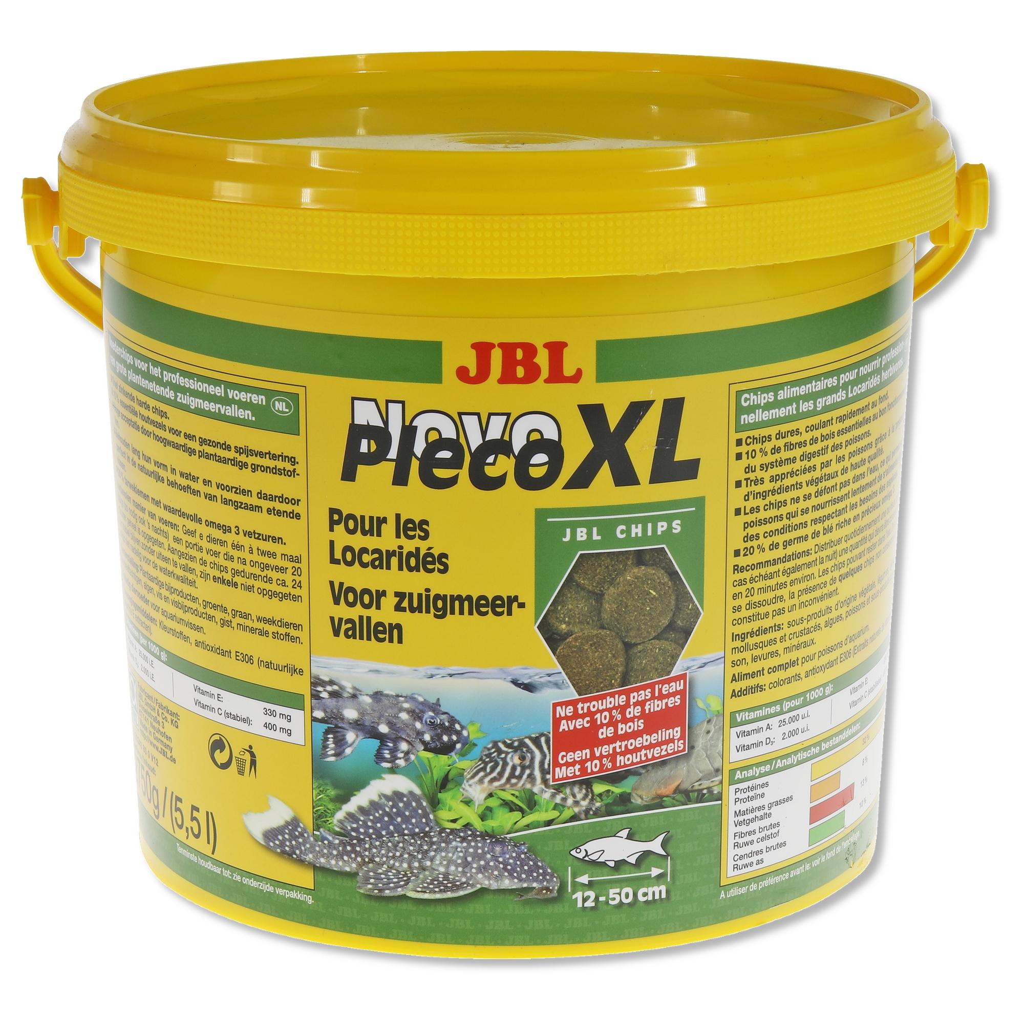 JBL NovoPleco XL - 5,5 L