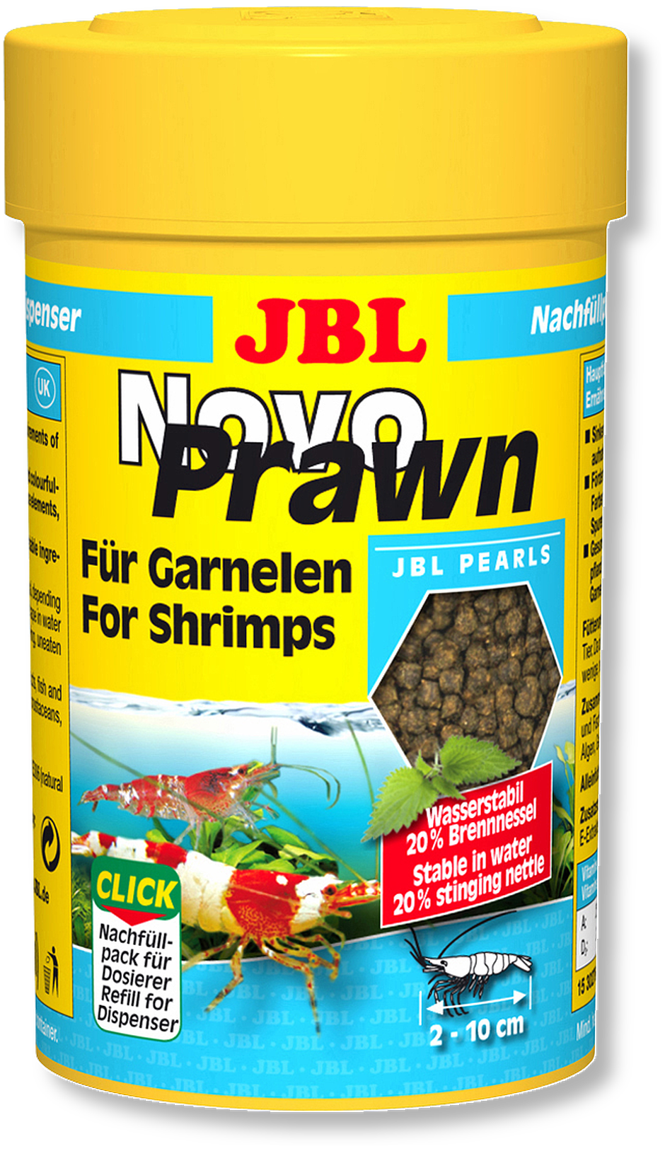 JBL NovoPrawn náplň - 100ml