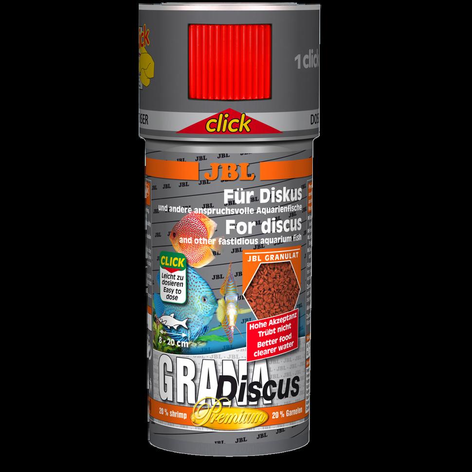 JBL GranaDiscus Premium - 250ml CLICK