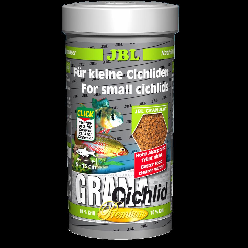 JBL GranaCichlid Premium - 250ml  náplň