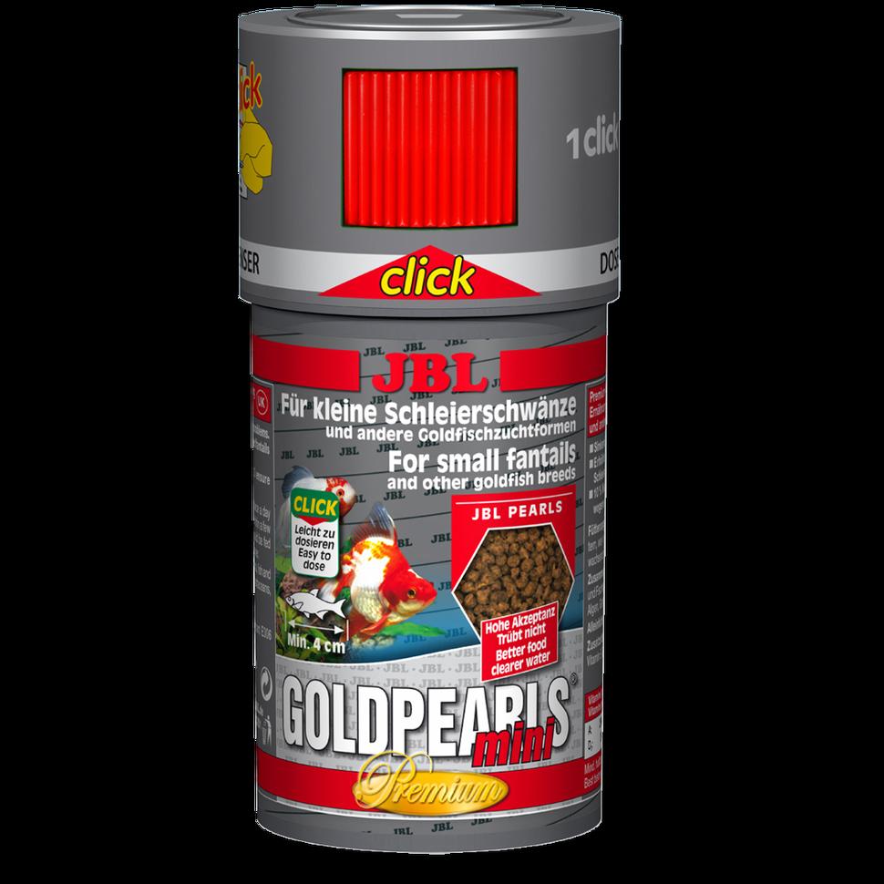 JBL GoldPearls mini - 100ml CLICK