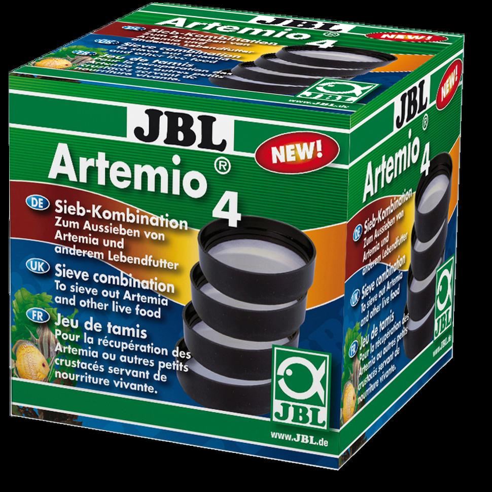 JBL Artemio 4 (kombinace filtru)