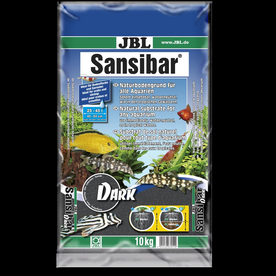 JBL Sansibar černý 10kg