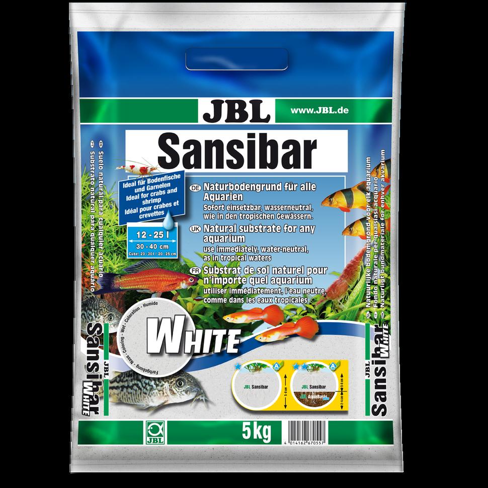 JBL Sansibar bílý 5kg