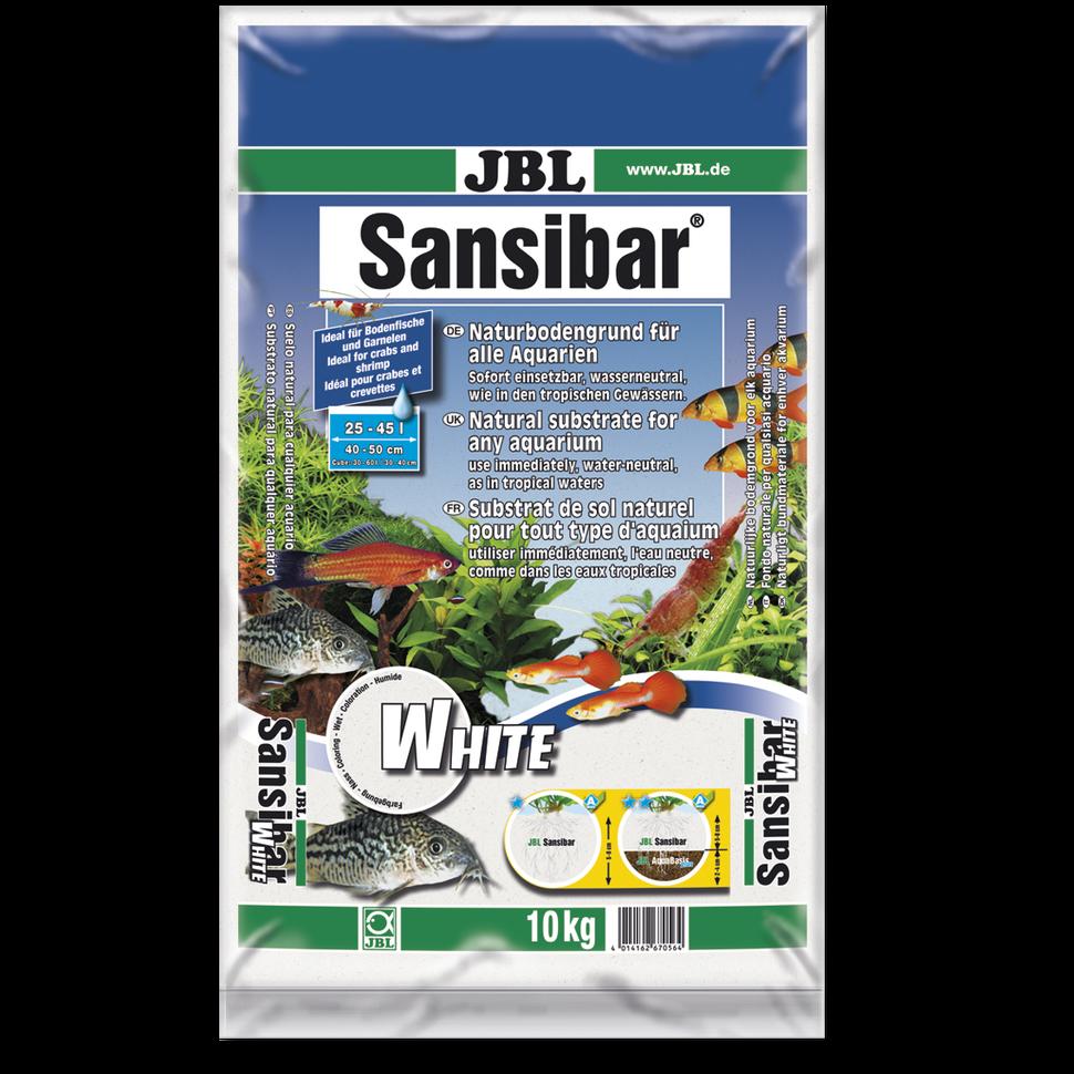 JBL Sansibar bílý 10kg