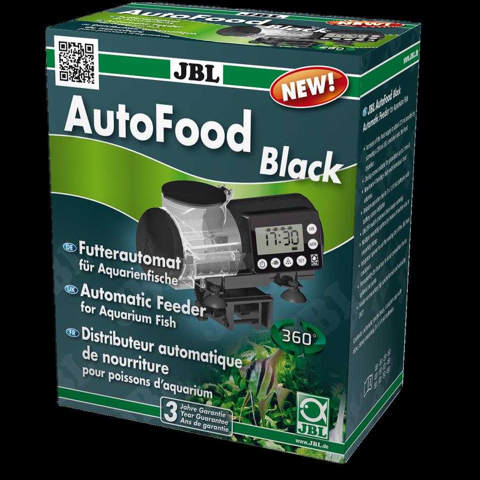 JBL Feeder Black - Krmítko automatické