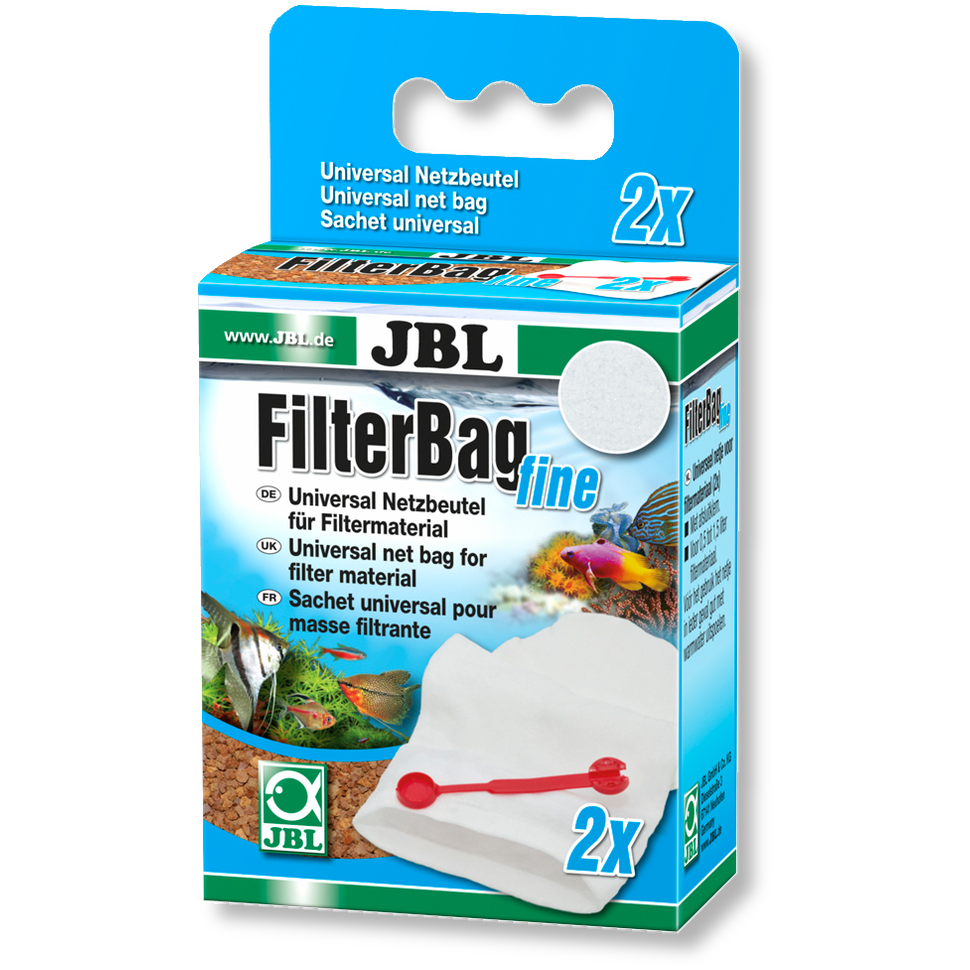 JBL sáček do filtru (2x)