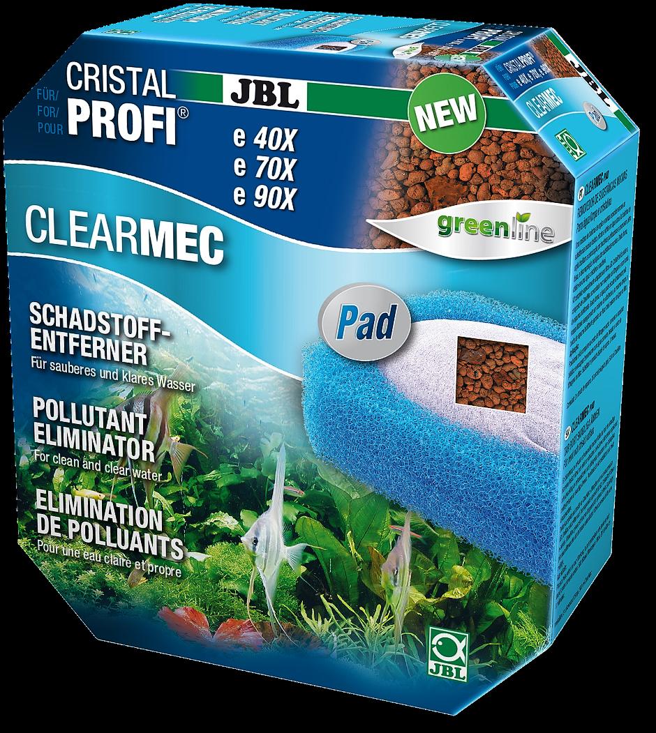 JBL ClearMec plus Pad CristalProfi e15/1900/1,2