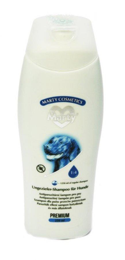 MARTY Koncentrovaný šampón antiparazitární 250 ml