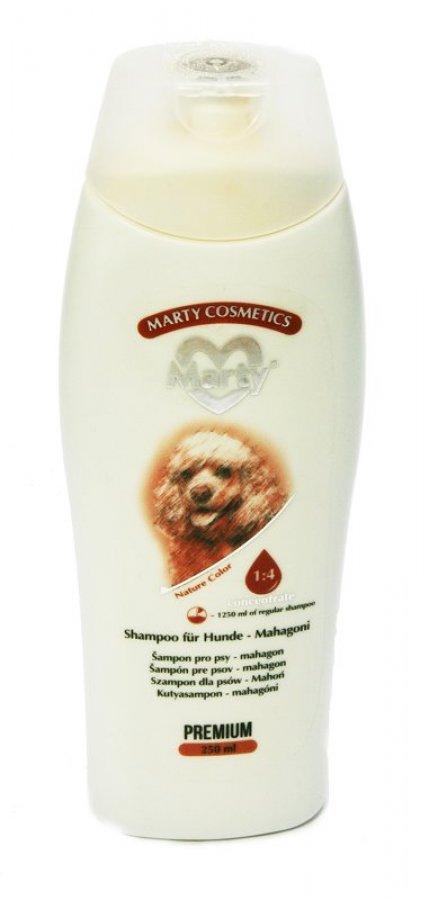 MARTY Koncentrovaný šampon pro psy - mahagon 250 ml