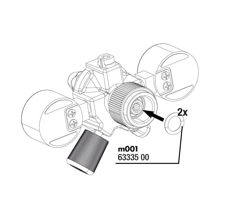 JBL O kroužkové těsnění pro m systém