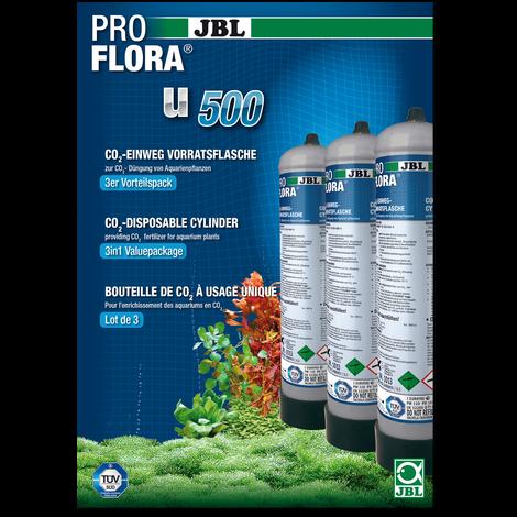 JBL ProFlora u500 - 3 x