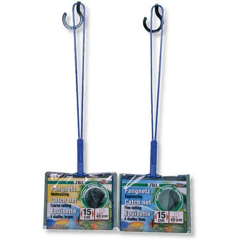 JBL síťka na ryby 15 cm - jemná(prodloužená)