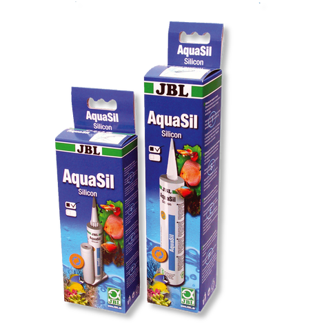 JBL AquaSil černý - 310 ml