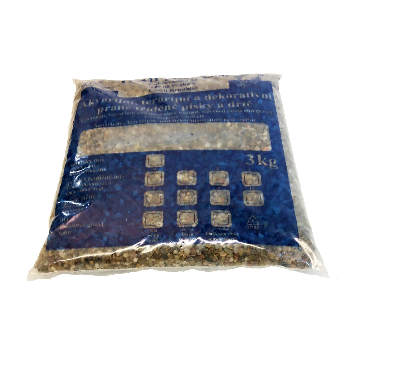 Písek říční To-pi  č.3 - 3 kg
