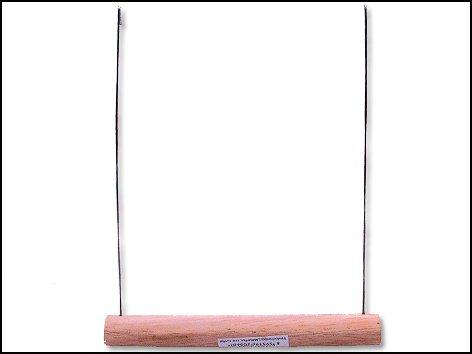 Houpačka LIMARA dřevěná 15 x 18 cm