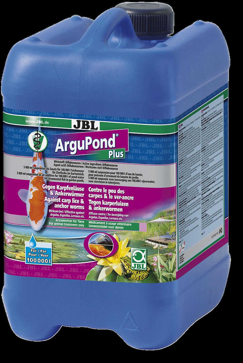 JBL ArguPond Plus 5 l