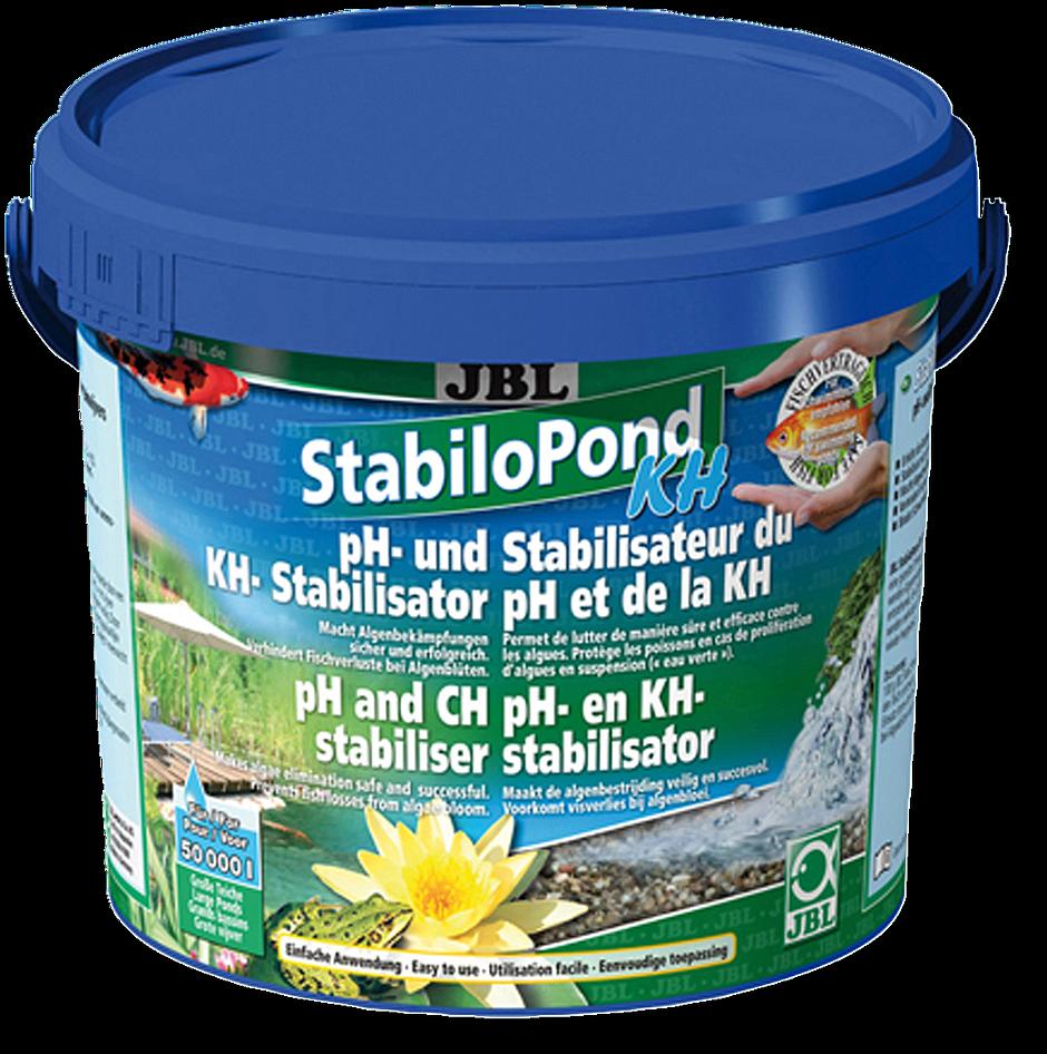 JBL StabiloPond KH 2,5 kg