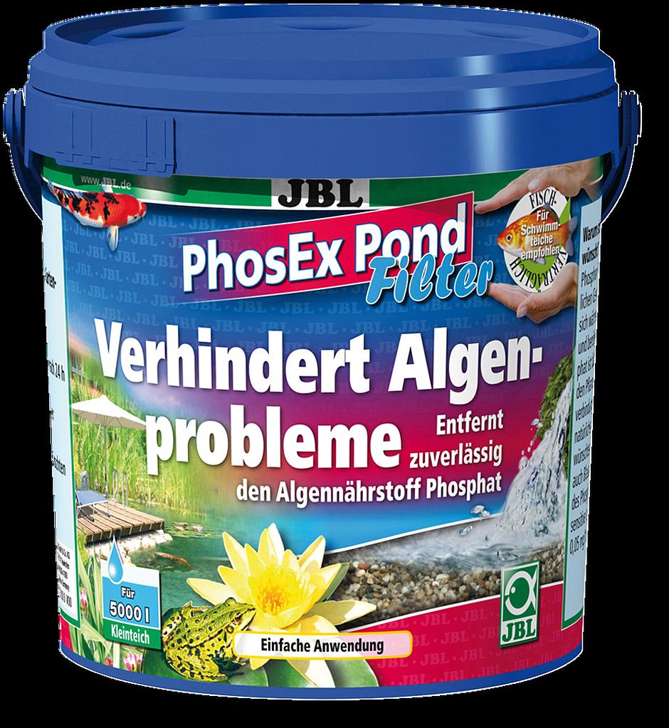 JBL PhosEx Pond filtr 2,5 kg, 5 l