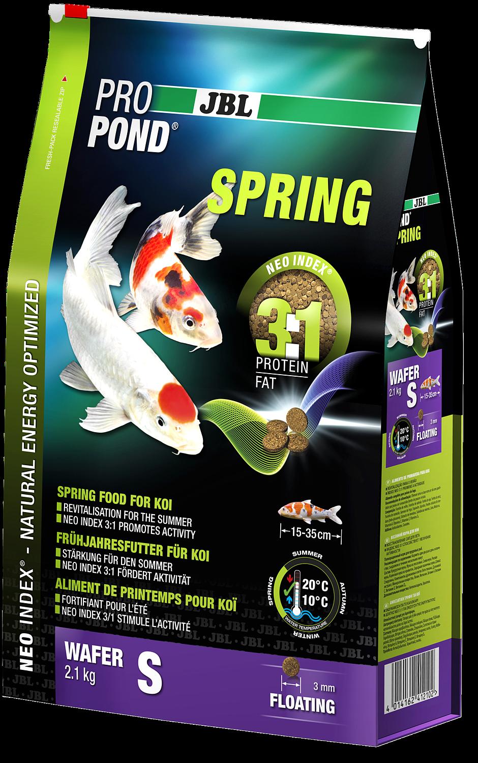 JBL ProPond Spring S - 3 L
