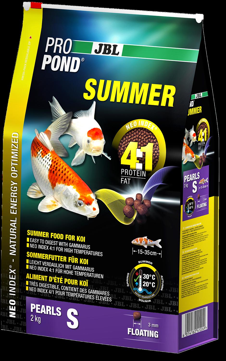 JBL ProPond Summer S - 12 L