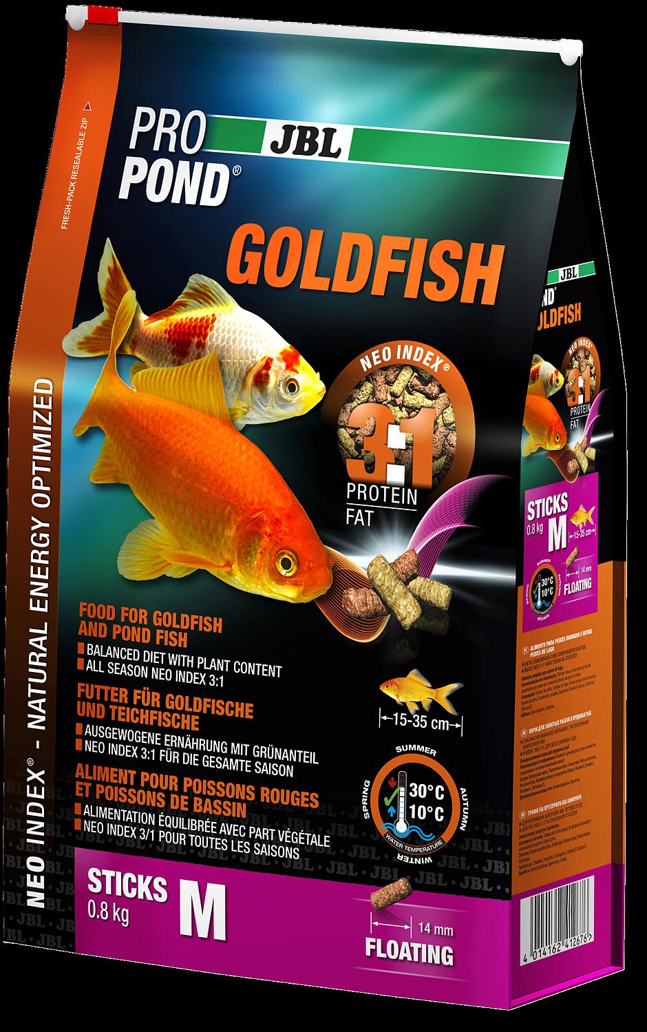 JBL ProPond Goldfish M - 12 L