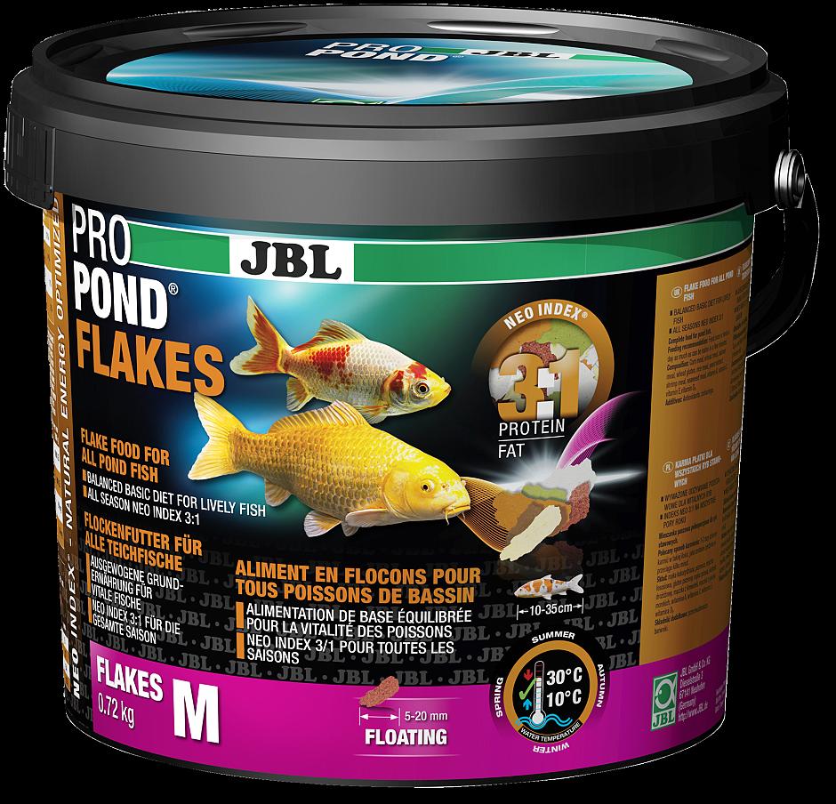 JBL ProPond Flakes - 5,5 L