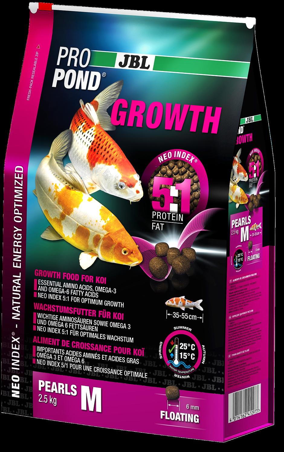 JBL ProPond Growth M - 12 L