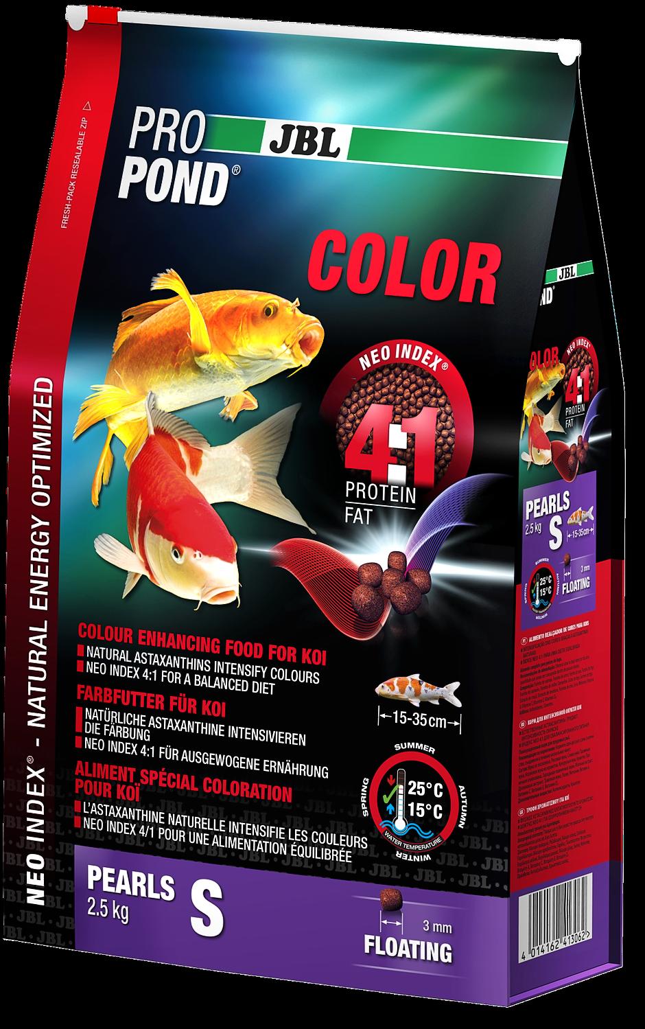 JBL ProPond Color S - 3 L