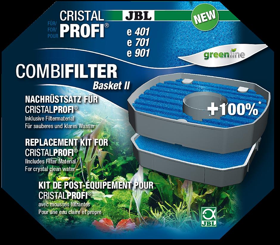 JBL Combi filtr. koš II CristalProfi e4/7/901-2
