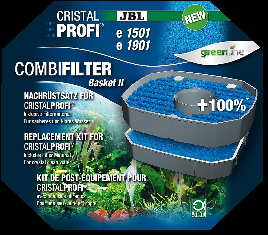 JBL Combi filtrační koš II CristalProfi e15/1901,2