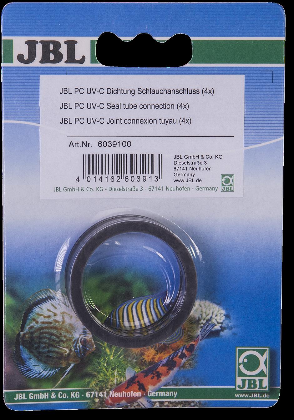 JBL PC UV-C těsnění připojení hadice, 4x