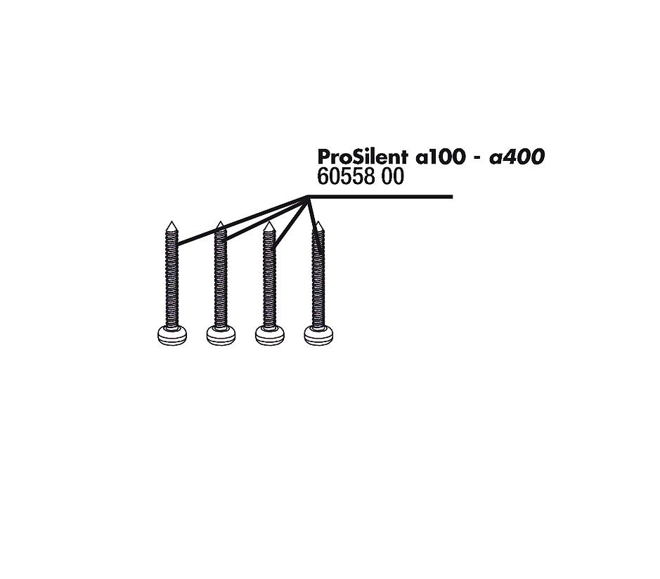 JBL PS a100-400 šrouby krytu, 4x