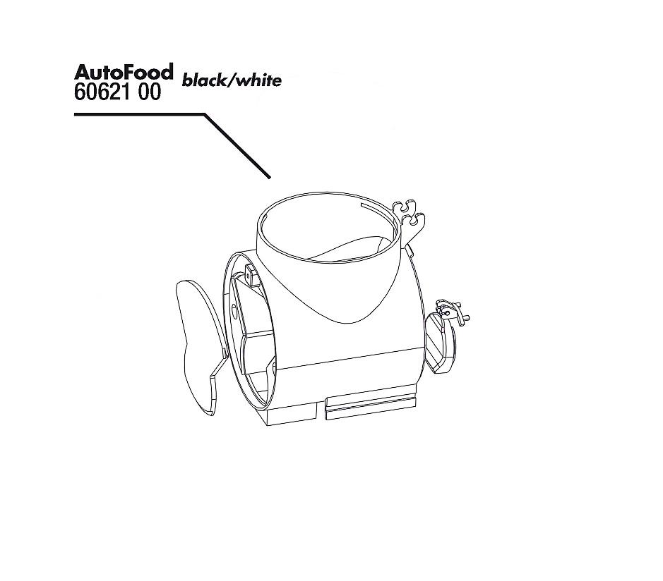 JBL AutoFood nádoba na krmivo