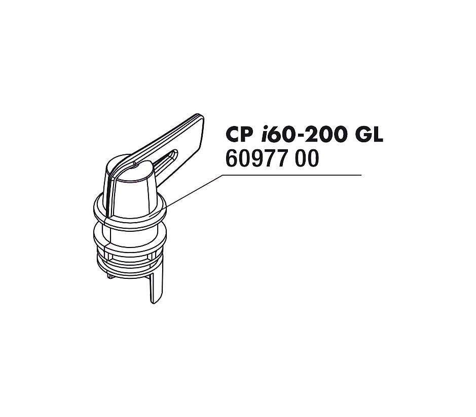 JBL CPi100/i200 greenline regulační kohout