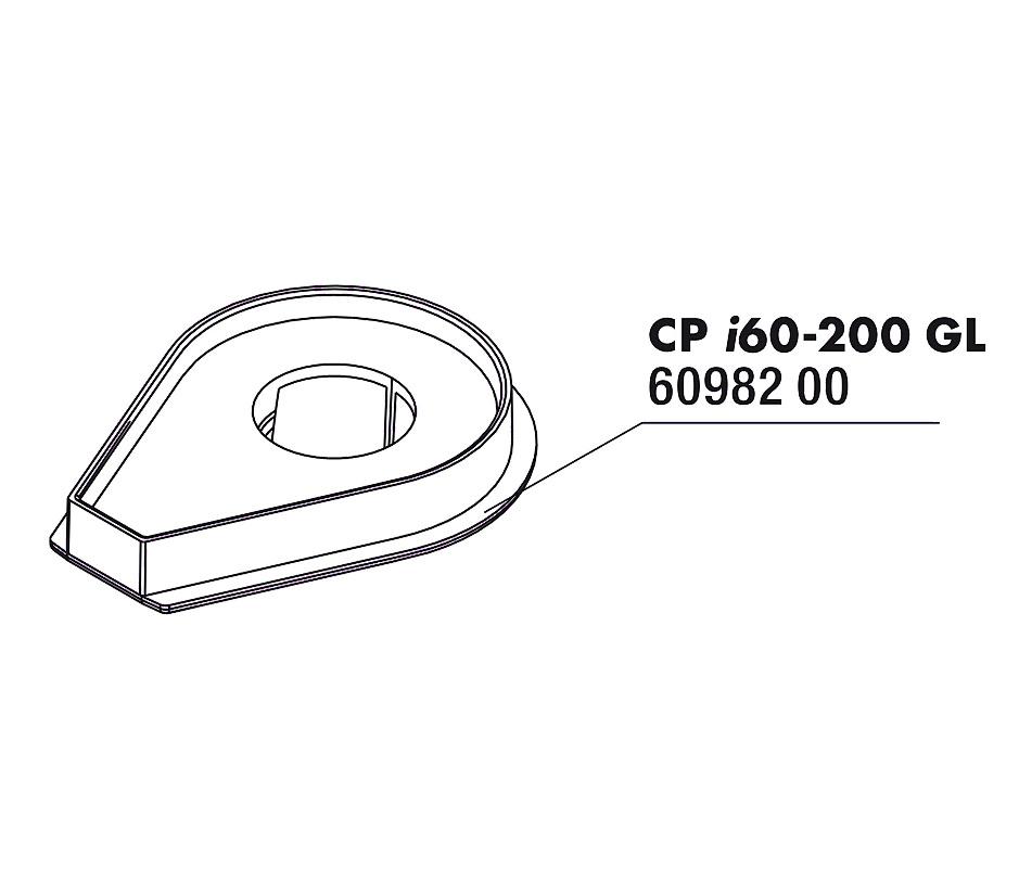 JBL CPi greenline kryt rotoru