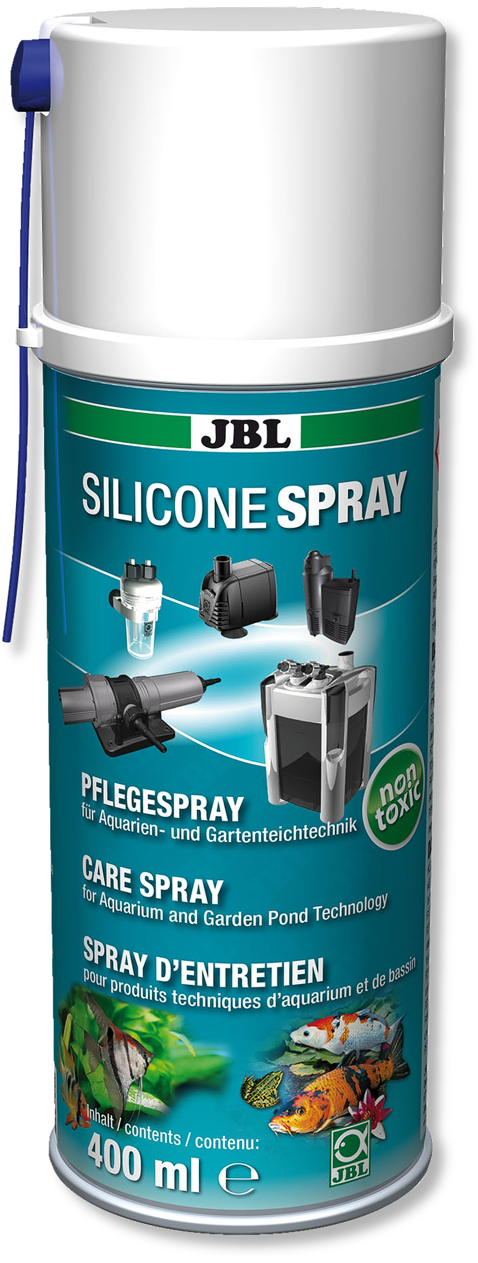 JBL silikonový sprej - 400 ml
