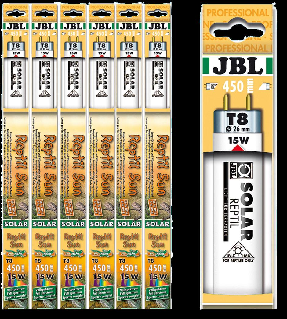 JBL SOLAR REPTIL SUN 25 W / 742 mm